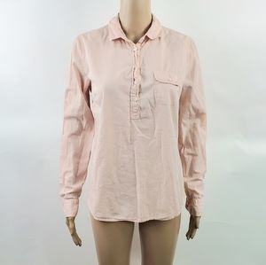 J.Crew Womans Top Size Small Long Sleeve